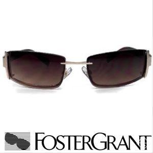 Foster Grant Tortoise Shell & Gold w/ Brown Lenses